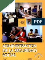 Administracion de La Seguridad Social