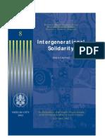 Acta 8 (Intergenerational Solidarity)