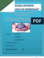 Informe CREACIÓN DE VISTAS, INDICES, CONSTRAINT