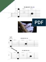 Los Acordes de Guitarra Con Cejilla