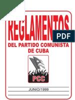 Reglamento PC Cubano