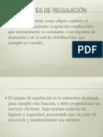 COEFICIENTES DE REGULACIÓN