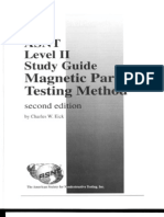ASNT Level 2 Magnetic Particle Testing Study Guide