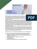1108 - Milton JB Sobreiro - CurrículoWeb