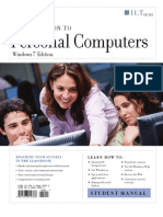 Introduction to Personal Computers, Windows 7 Edition,