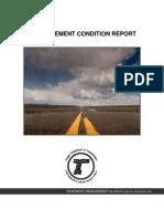 Condition Report
