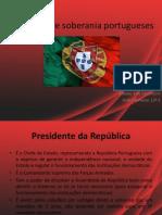 Os órgãos de soberania portugueses , trabalho realizado pelos alunos Luís e André do 12º E..pptx