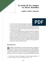 La Teoria de Los Campos de P Bourdieu Por Aquiles Chihu Amparan