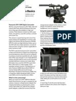 DVB Camera Basics v2