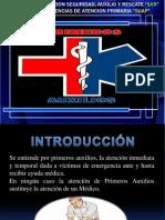Curso de Primeros Auxilios Basicos