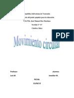 El Movimiento Circular (Autoguardado)