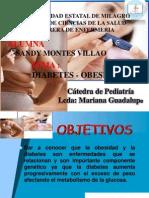 Exposicion de Pediatria Diabetes - Obesidad