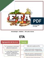ETA Final a Presentar