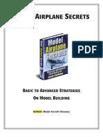 Model Airplane Bonus 3