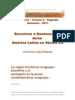 La región fronteriza uruguayo