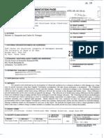 ADA405352 Aircraft Structures Evaluation Vibrational Methods