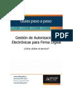 GuiaPasoaPasoGestionAutorizacionesElectronicas