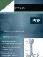 Bronquiectasias Ber
