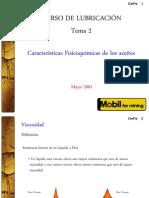 02. Características Fisicoquímicas de los aceites