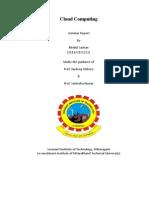 SEminar report on cloud computing .pdf