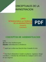 Bases Conceptuales de Administracion 2