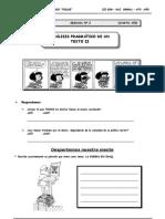 III Bim - 4to. año - Guía 2 - Análisis Pragmático de un Text