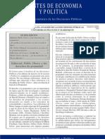 Apuntes d Economia y Politica