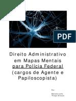 DA Aula X - Mapa Mental PF 2012 pós Edital