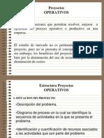 Clase Proyectos OPERATIVOS