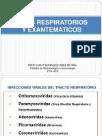 Virus Respiratorios y Exantematicos
