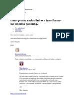 DESENHAR EM ÂNGULO NO AUTO CAD - Cópia