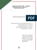 ATPS - Projeto Multidisciplinar III Final