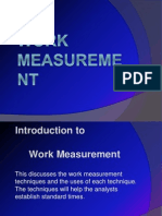 1_Introduction to Work Measurement_Time Study