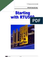 05.RTU560 Step by Step