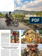 The Mountain Motorcycle Diaries
