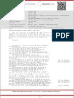 Dto 48 (1986) Aprueba Reglamento Sobre Trabajo Portuario