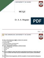 Presentation38 MCQ2