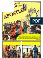 Acts of the Apostles - The Conversion of Saul