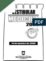 117017383 Provas de Medicina Estacio