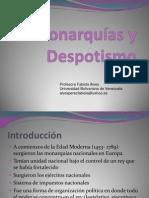 Monarquias y Despotismo Octubre2012