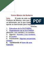 Curso Básico de Guitarra con canciones de la liturgia católi