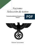 Nazismo selección de textos