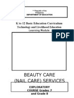 Queenie Amigale k to 12 Nail Care Learning Module (2)
