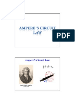Ampere Law