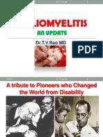 update Poliomyelitis