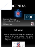 Arritmias Educacion Sanitaria