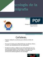 Farmacología de la migraña