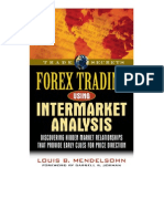 Forex Trading Using Intermarket Analysis-Louis Mendelsohn