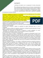 LDB - Organização da Educação Nacional
