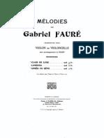 IMSLP71736-PMLP54710-Faure - Clair de Lune for Violin Cello and Piano Op46 Perilhou Violin